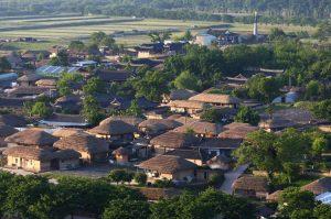 Kampung Rakyat Hahoe