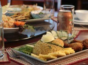 Thai wok Male