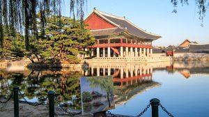 Gyeonghoeru paviliun