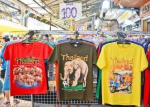 Kaos Gajah Thailand