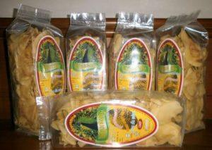 Kripik Durian Thailand