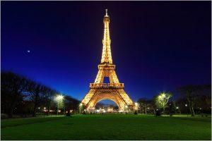 Menara EiffelParis