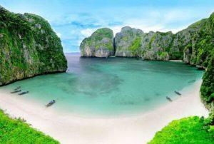 Pantai Kepulauan Phi Phi