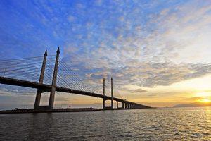 Penang Bridge (Jembatan Penang)