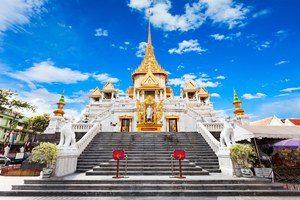 Wat Traimit Temple (Kuil Buddha Emas)