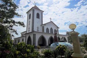 Wisata di GerejaMotael