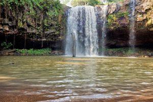 Wisata di daerah Banlung