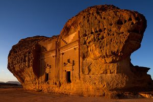 Wisata di kota Al Ula