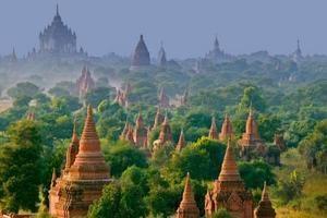 Wisata di kota Bagan