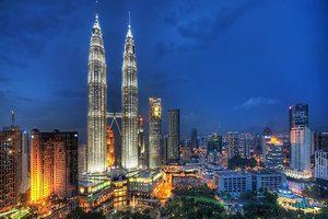Wisata di kota Kuala Lumpur