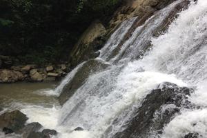 Wisata di kotaLuang Namtha