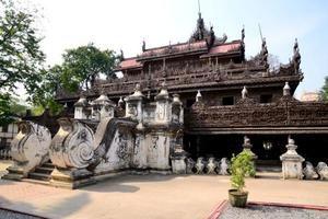 Wisata di kota Mandalay