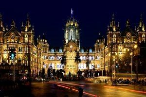 Wisata di kota Mumbay ( Bombay )