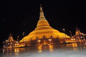 Wisata di kota Naypyidaw