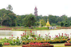 Wisata di kotaPyin Oo Lwin (Maymyo)