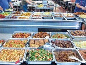 kuliner central market