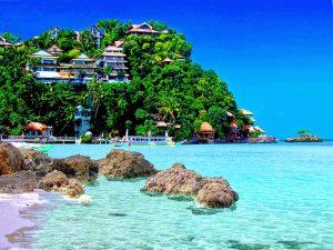 Boracay Flilipina Pulau Terindah di Dunia