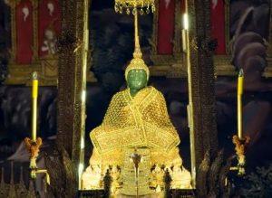 Emerald Budha