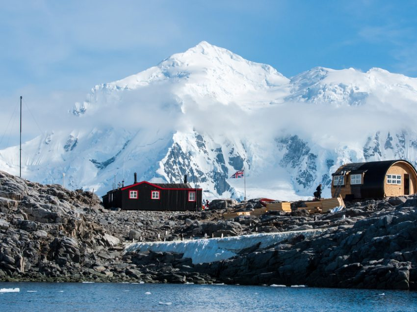 Port Lockroy , Wisata Es Dan Salju Favorit Di Antartika