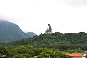Patung-Raksasa-Tian-Tai-Buddha