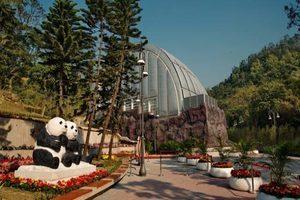 Paviliun Panda Raksasa Makau