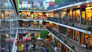 Tempat belanja di Korea Selatan