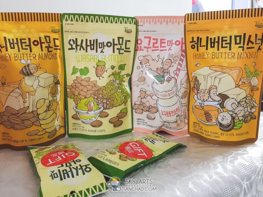 Makanan Korea Selatan Alowisata