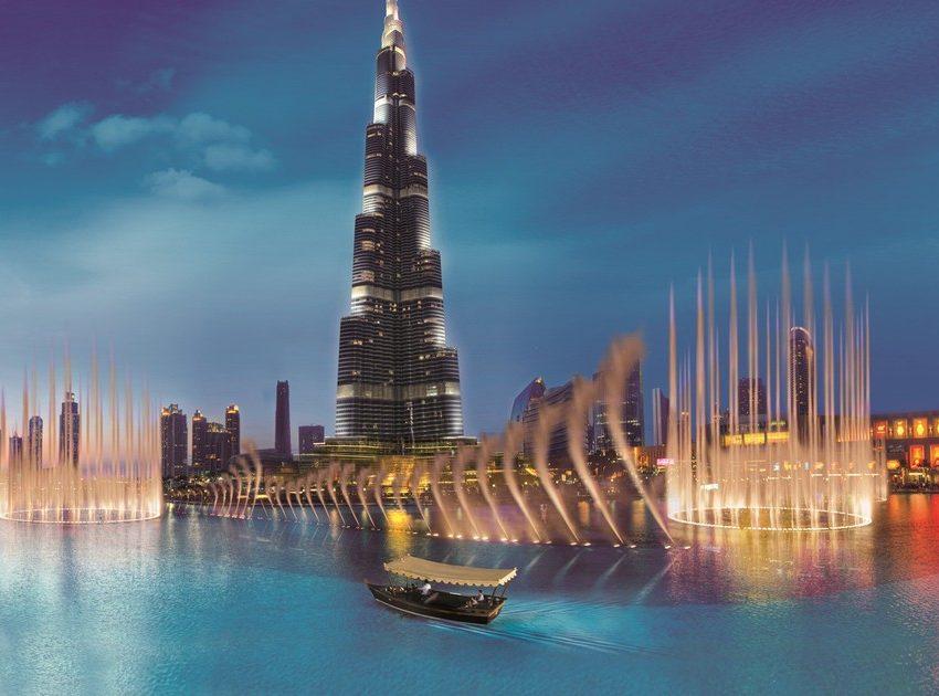 Burj Khalifa, Wisata Tower Tertinggi Di Dunia