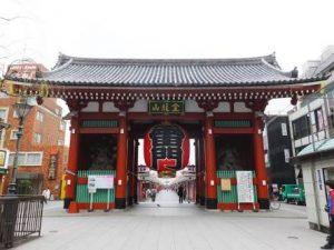 kaminarimon Sensoji