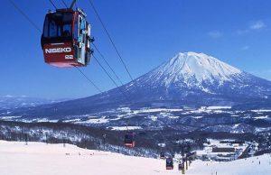 Ski di Niseko