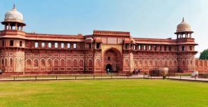 Agra Front