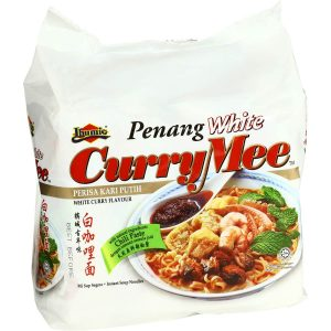 Curry Mee – White Curry Flavour