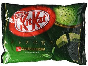 Kit - Kat Green Tea
