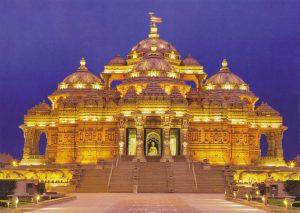Kuil Swaminarayan Akshardham, New Delhi