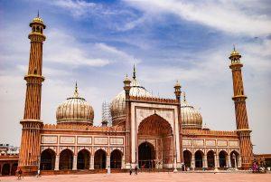 Masjid Jama, New Delhi