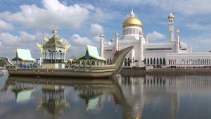 Masjid Sultan Omar Ali Saifuddin-Bandar Seri Begawan