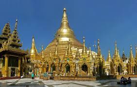 Pagoda Shwedagon-Yangon, Myanmar
