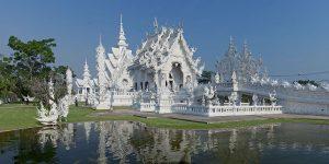 WatRong Khun Chiang Rai