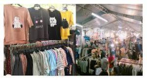 produk fashion di pasar hello weekend
