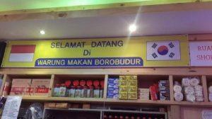 warung makan borobudur