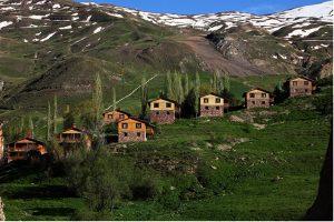 Area Ski Dizin, Karaj