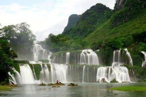 Ban-Gioc-Waterfall