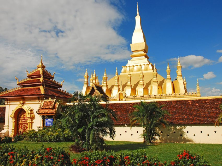 6 Bangunan Terkenal Di Laos Yang Menjadi Objek Wisata Terfavorit