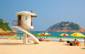 Shek-O-Beach
