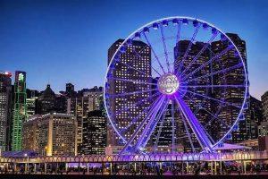 hongkong observatorium wheel