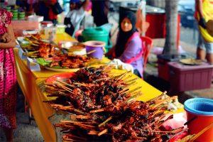 pasar dan bazaar ramadhan