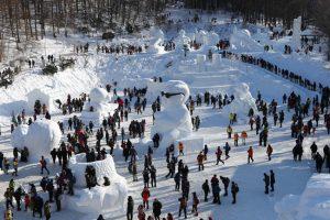 tabaek-snow-festival