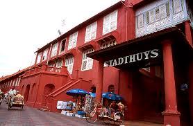 Bangunan Merah Dan Stadthuys
