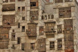 Bangunan Tua Jeddah
