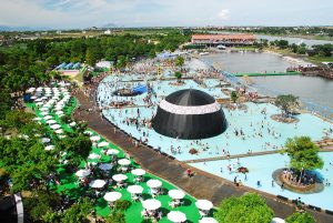 Dongshan River Water Park